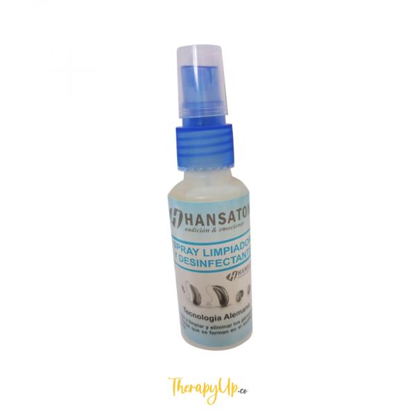 spray de limpieza hansaton